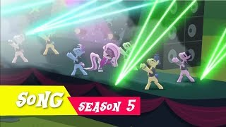 getlinkyoutube.com-MLP The Spectacle Song +Lyrics in Description My Little Pony (The Mane Attraction)