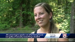 Former teacher acquitted of sexually assaulting student speaks out