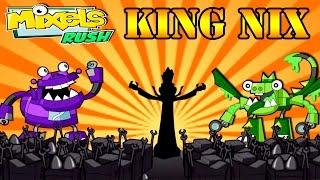 getlinkyoutube.com-Cartoon Network: Mixels Rush - King Nix Series 6 Final