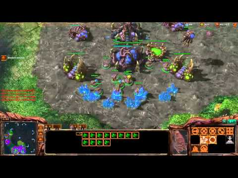 Destiny going mass queens [Game 11] (Part 1/2) - Starcraft 2