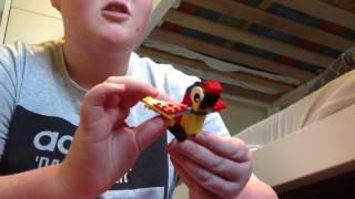 Lego Parott polybag review