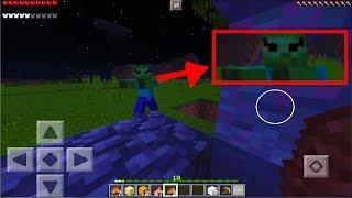 getlinkyoutube.com-ESTO ESTA MUY RARO!?! - CAZANDO AL LICK #1 (Minecraft Pocket Edition)