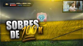 getlinkyoutube.com-FIFA 15 | 25 SOBRES DE 100.000 | FUTTIES + MEDIA 90 + IF | DjMaRiiO