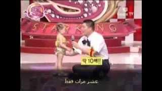getlinkyoutube.com-أصغر بنت ترقص شرقى فى العالم .. تحفه