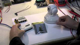 SuperHouseTV #9: DIY Power-over-Ethernet (PoE) for Foscam IP cameras