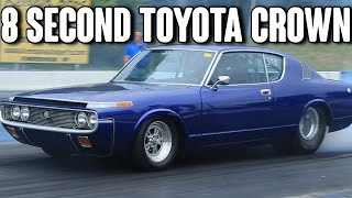 LOW 8 Second 2JZ Toyota Crown