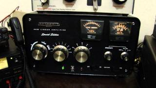 getlinkyoutube.com-Heathkit SB-220 50W IN  1KW OUT  2x GI46B  '' HD 1080p