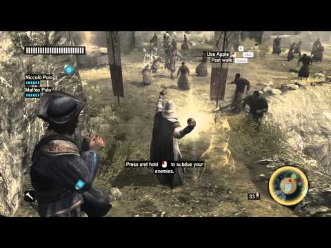 Assassin's Creed Revelations - Altair Memory #5 - Passing The Torch [HD]