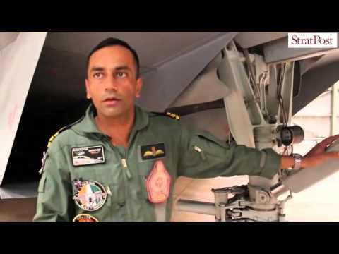 StratPost | Walkaround the Indian Navy MIG 29K