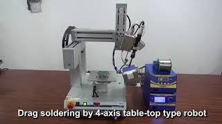 HAKKO FU-500/FU-600; Examples of applications