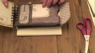 How to make an envelope pocket album.m4v