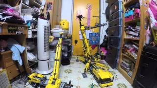 getlinkyoutube.com-LEGO technic  42009 5.1and 9.1 Full RC