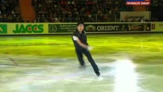 getlinkyoutube.com-Rostelecom Cup  -- Yuzuru HANYU -- EX