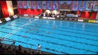 getlinkyoutube.com-Wasserball Champions League: Spandau vs. Brescia - Teil 2