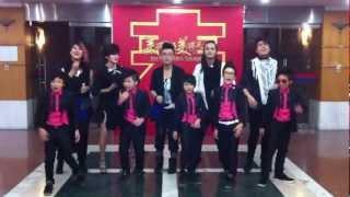 getlinkyoutube.com-Gangnam Style (MICappella feat. HKT-M The Five)
