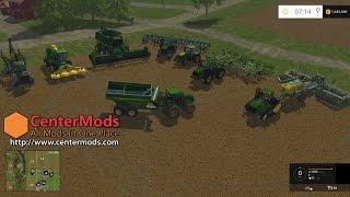 getlinkyoutube.com-John Deere Maga Pack for Farming Simulator 15