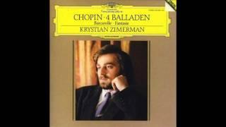 getlinkyoutube.com-CHOPIN - Four Ballades - Krystian Zimerman