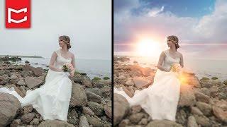 getlinkyoutube.com-Düğün Fotoğrafçısı İçin Photoshop Fotoğraf Renk Efektleri Düzenleme 3