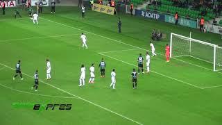 Sakaryaspor-Kırklarelispor maç özeti