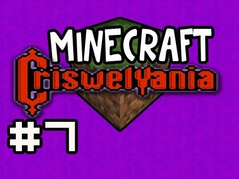 Minecraft: Criswelvania with Nova &amp; Slyfox Ep.7 (Multiplayer Survival)
