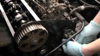 getlinkyoutube.com-How to change Head Gasket on VW 1.9d engines