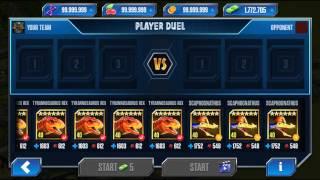 getlinkyoutube.com-Jurassic world the game - Monolophosaurus level 40