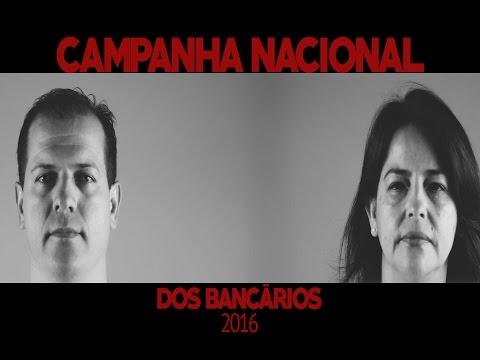 Campanha Nacional 2016: Bancos privados
