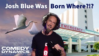 Josh Blue - African American (Stand up Comedy)