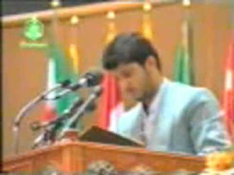 quran great voice jawad foroughi surat al anbia and fateh