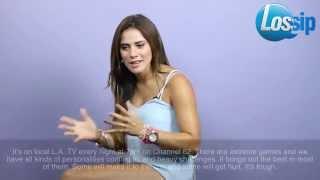 Andrea Rincón Habla Sobre Su Pasado Como 'Selena Spice'
