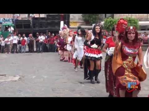 Convite de Mujeres 2013