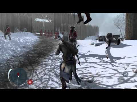 [E3 2012] Assassins Creed III - E3 Frontier Gameplay Demo