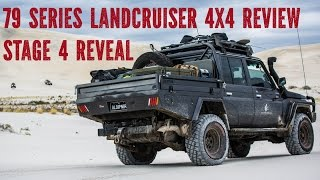 getlinkyoutube.com-79 series Landcruiser 4x4 Review, stage 4