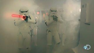 getlinkyoutube.com-Can a Star Wars Blaster Bolt Be Dodged?