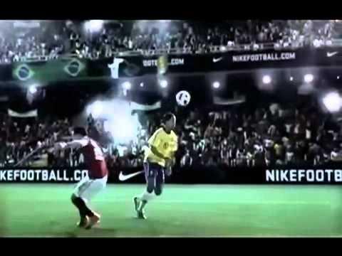 Ronaldo, Rooney, Drogba, Ronaldinho, Ribery  Nike match -Ni5Zk5uSZ0A