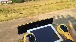 getlinkyoutube.com-Parrot Bebop Drone # RACE RC