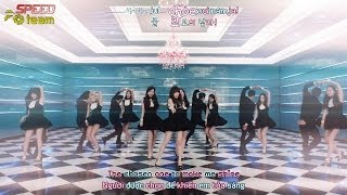 [Vietsub + Engsub + Kara] Girls' Generation / SNSD (소녀시대) - Mr.Mr.