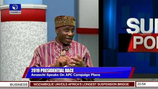 I Am Confident Apc Will Win 2019 Election   Ameachi Pt.2  Politics Today