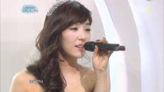 111225 SNSD 少女時代 TaeYeon , Jessica, Tiffany, SeoHyun - 09 . Magic Castle 1080P
