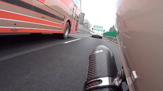 getlinkyoutube.com-SONY HDR AS-15 第一次上車架測試!