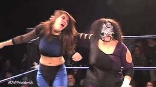 getlinkyoutube.com-Part 5: Belly Punching Compilation in Female Wrestling