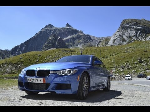 When Dreams Come True: A European Adventure in a BMW 335i