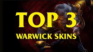 TOP 3 沃維克 自製Skin