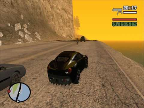 GTA SAN ANDREAS-MC Loos - Vai Vendo