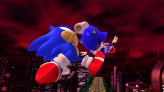 getlinkyoutube.com-Sonic Generations [PC] | Rival Battle: Metal Sonic [HD]