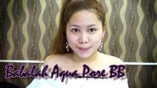 getlinkyoutube.com-บีบีหน้าเด้ง Babalah Aqua Pore BB