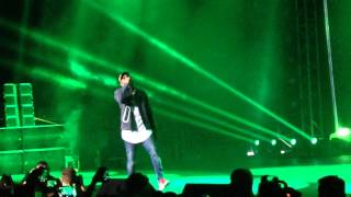 getlinkyoutube.com-Strip, Poppin, Look at me now, Lil bit - Chris Brown Live in Manila 2015