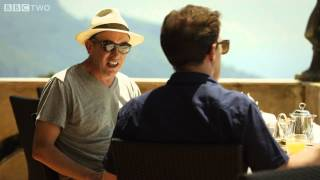 getlinkyoutube.com-Steve Coogan and Rob Brydon's Godfather impressions - The Trip to Italy - Episode 6 - BBC Two