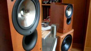 getlinkyoutube.com-Bass i love you ,   bass test     Kef  IQ3 + Koda SW1000