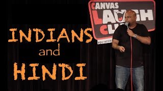 Why Do Indians Hate Hindi | Stand up Comedy by Nishant Tanwar